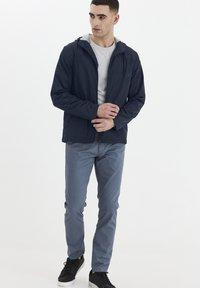 Solid - BODO - Outdoor jacket - insignia blue - 1