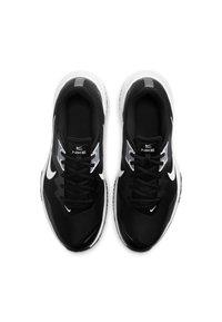 Nike Performance - VARSITY COMPETE TR 3 - Sports shoes - black/white-smoke grey - 0