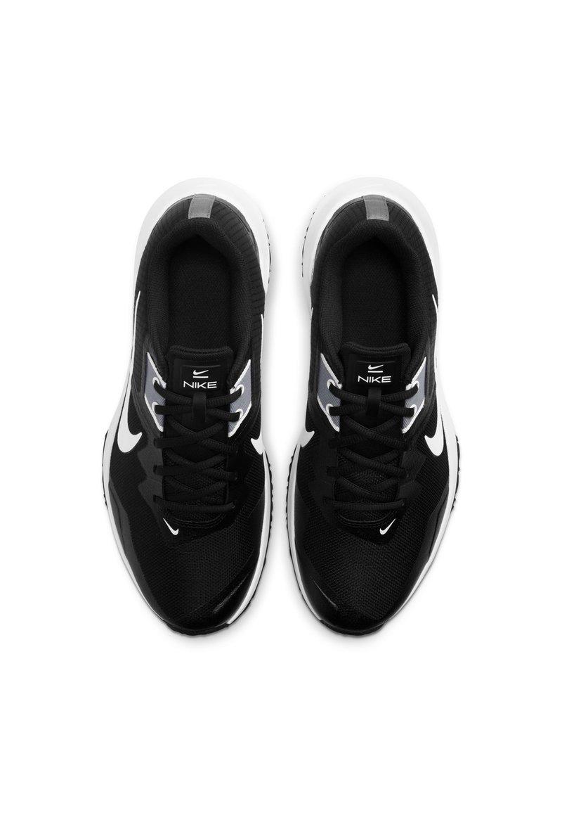 Nike Performance - VARSITY COMPETE TR 3 - Sports shoes - black/white-smoke grey