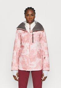 Roxy - PRESENCE - Snowboardová bunda - silver pink - 0