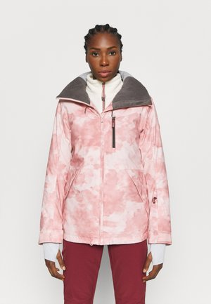 PRESENCE - Snowboard jacket - silver pink