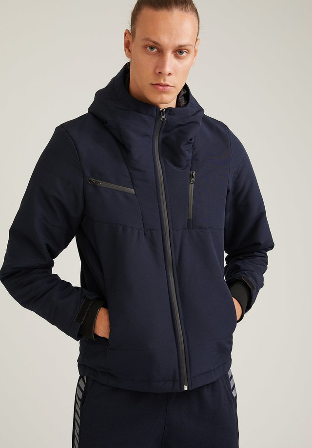 Giacca invernale - navy