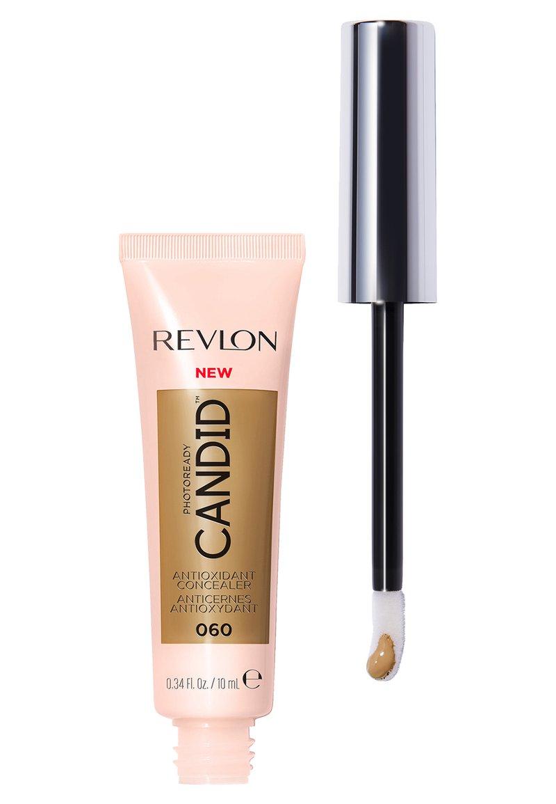 Revlon - PHOTOREADY CANDID™ ANTIOXIDANT CONCEALER - Concealer - N°060 deep