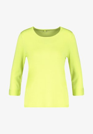 Jumper - neon green