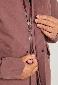 Arc'teryx - SANDRA COAT WOMEN'S - Waterproof jacket - inertia heather - 5