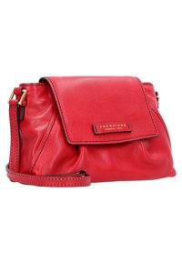 The Bridge - GINORI  - Across body bag - red - 3