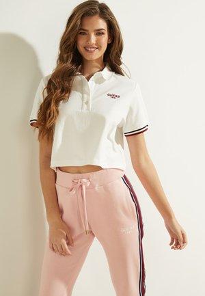 Polo shirt - mehrfarbig beige