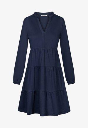 Day dress - tintenblau