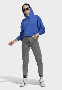 adidas Originals - HOODIE - Mikina skapucí - bold blue - 1