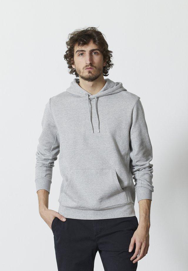 JONES - Luvtröja - light grey