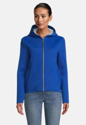 Zip-up sweatshirt - mazarine blue