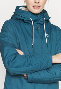 Kari Traa - SKUTLE JACKET - Winter coat - ocean - 5
