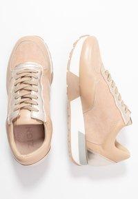 Zign - Sneakers basse - nude - 3