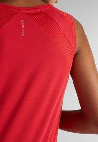 Esprit Sports - Top - red - 4