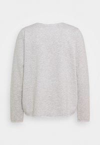 True Religion - CREW HORSESHOE - Sweatshirt - grey - 1