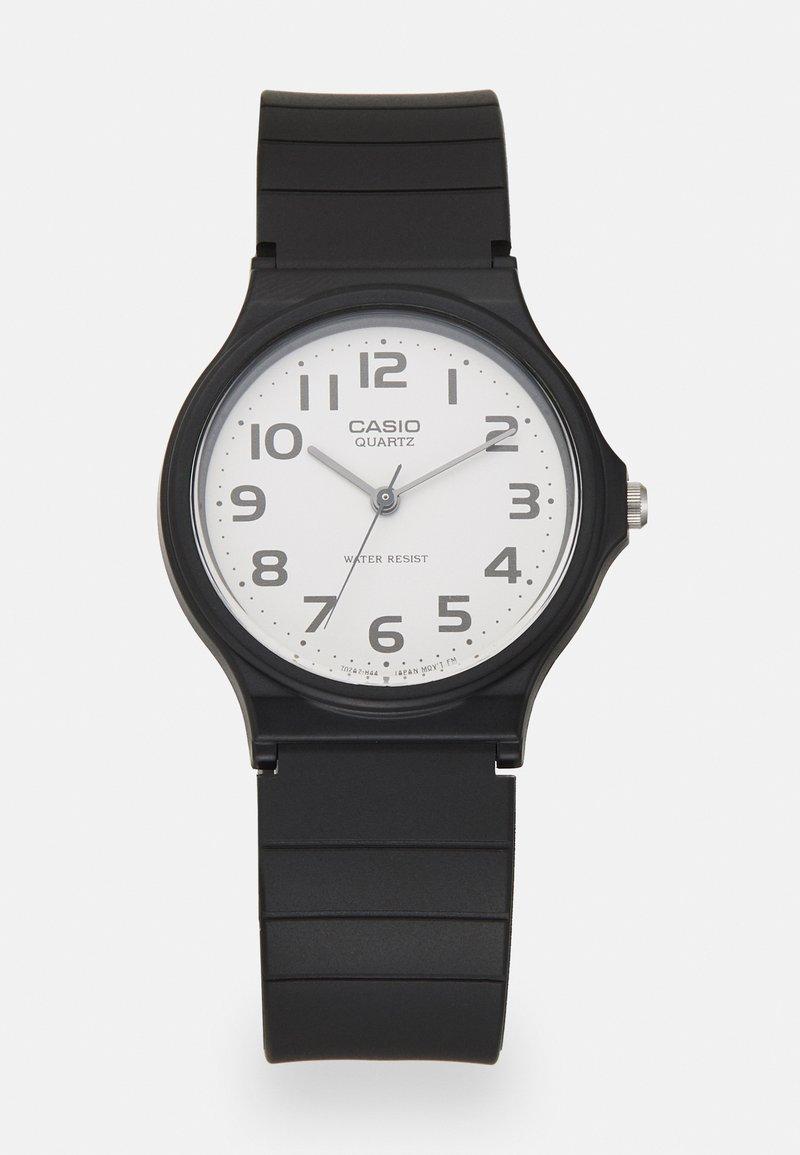 Casio - UNISEX - Klocka - black/white