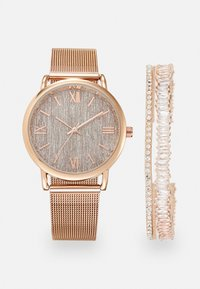 Anna Field - SET - Watch - rose gold-coloured - 0