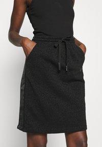 Replay - A-line skirt - black - 4