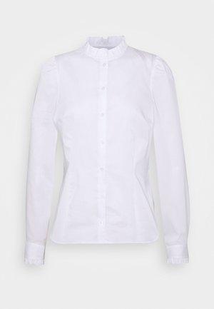 ULANI - Button-down blouse - white