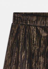 Name it - NKFRAMLAH - Spodnie materiałowe - black - 2