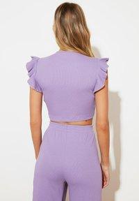 Trendyol - Blouse - purple - 1
