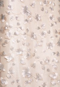 Lauren Ralph Lauren - ASTOR LONG GOWN - Vestido de fiesta - belle rose/silver - 8