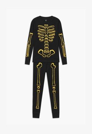 BOYS BONES - Pyjama set - true black