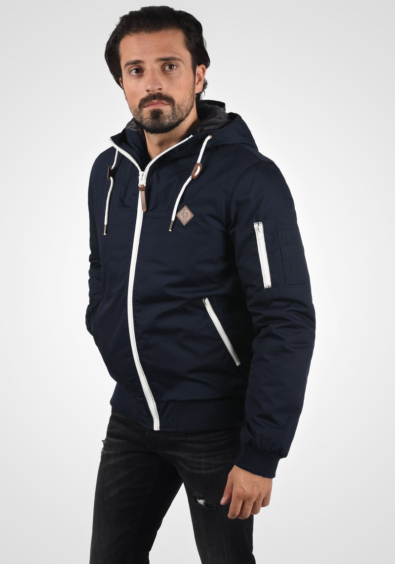 Solid - TILLY - Light jacket - dark blue