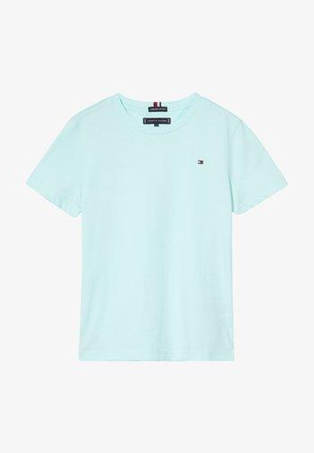 ESSENTIAL TEE  - T-shirt - bas - blue