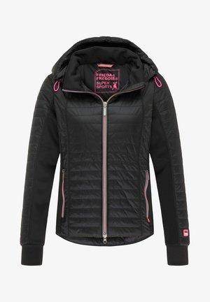 MONTREAL - Winter jacket - black