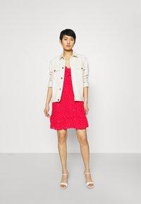 Liu Jo Jeans - ABITO - Day dress - red pois - 1