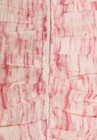 CMEO COLLECTIVE - WHIRL SKIR - Mini skirt - pink burnout - 2
