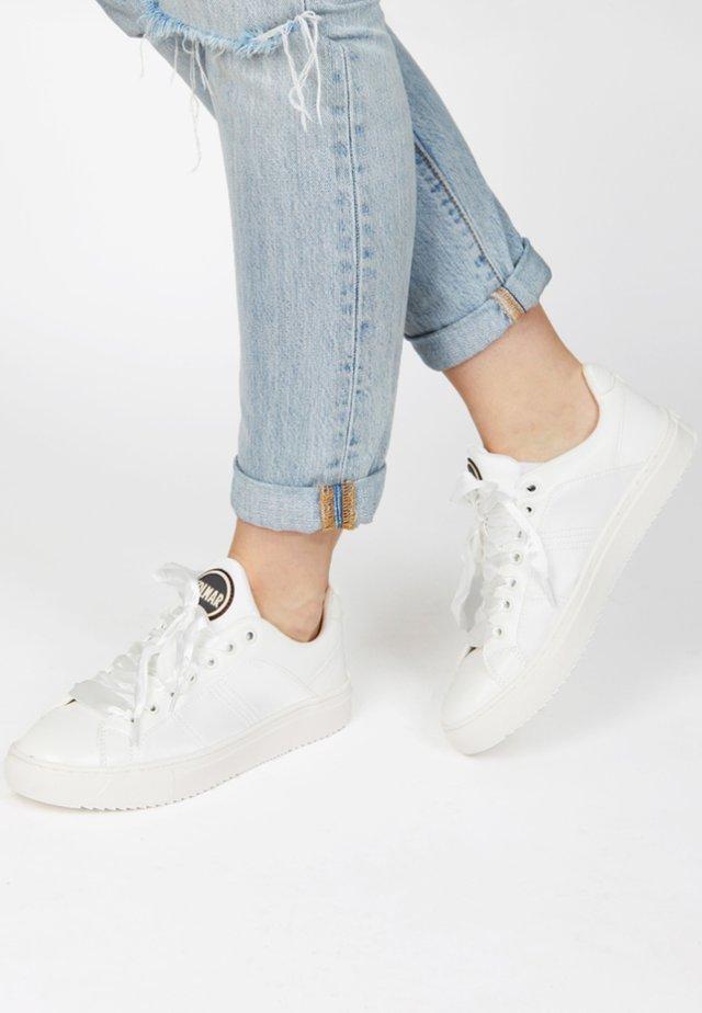 BRADBURY - Sneakers laag - white
