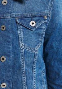 Pepe Jeans - THRIFT - Džínová bunda - blue denim - 5
