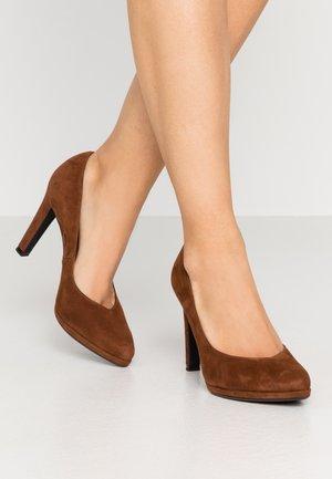 HERDI - High heels - sable