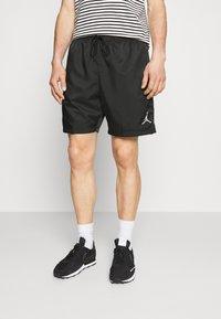 Jordan - JUMPMAN POOLSIDE - Short - black/white - 0