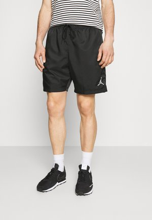 JUMPMAN POOLSIDE - Shorts - black/white