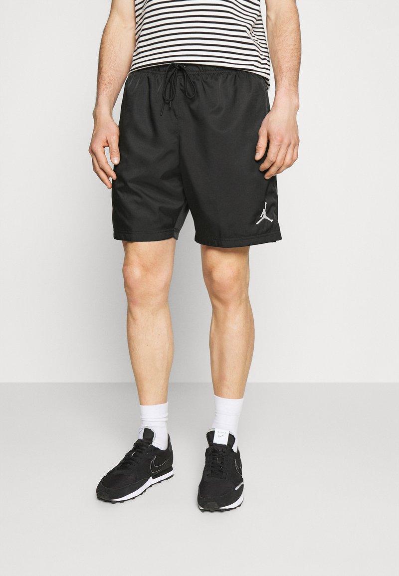 Jordan - JUMPMAN POOLSIDE - Short - black/white