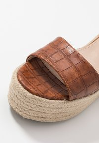 Tata Italia - High heeled sandals - camel - 2