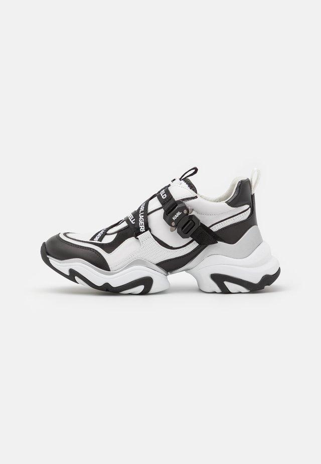 GEMINI - Zapatillas - white/black
