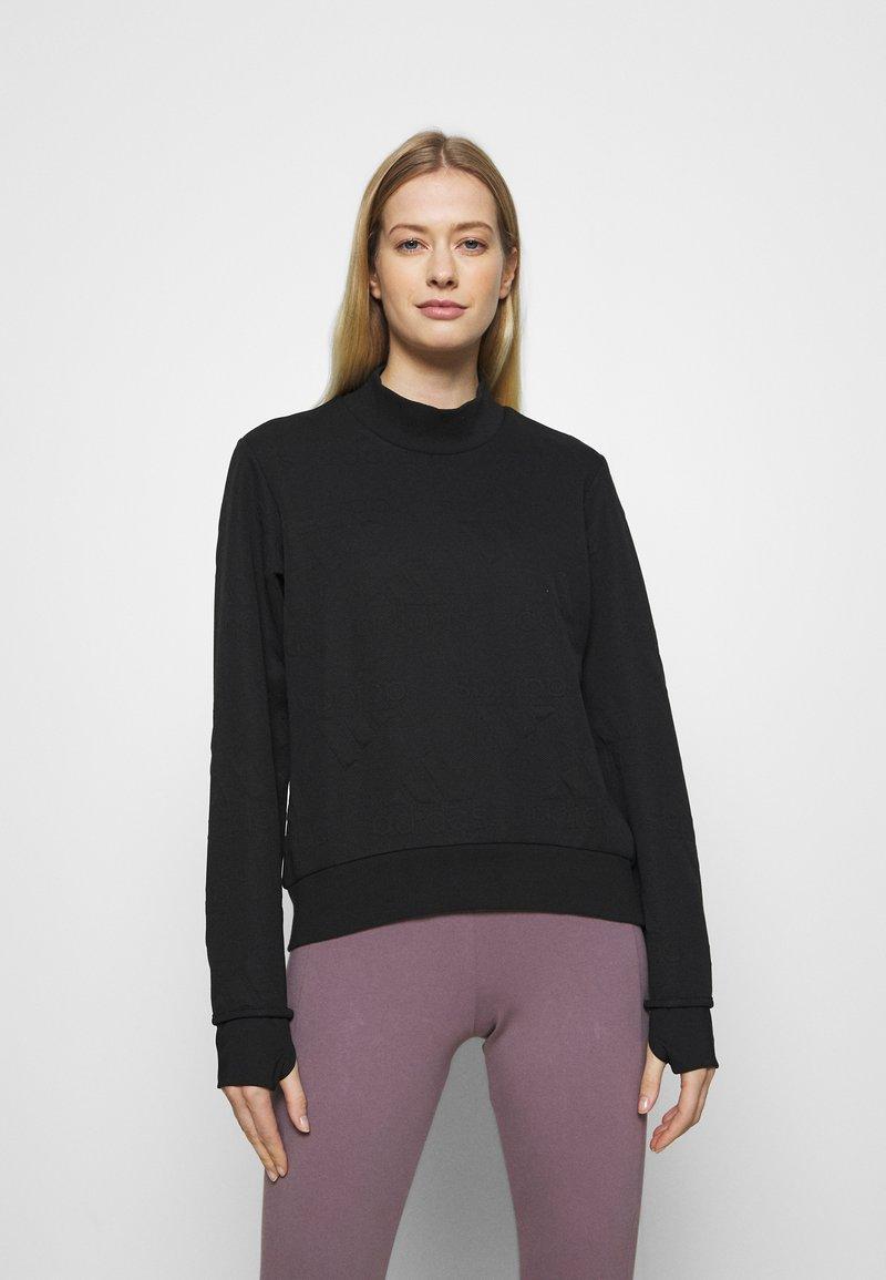 adidas Performance - CREW A.RDY - Sweatshirt - black
