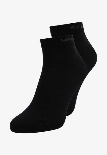 2 PACK - Socks - black