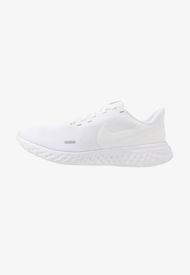 Nike Performance - REVOLUTION 5 - Laufschuh Neutral - white