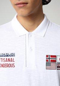 Napapijri - EULA - Polo shirt - bright white - 3