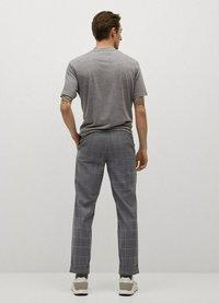 Mango - Chino kalhoty - grau - 2