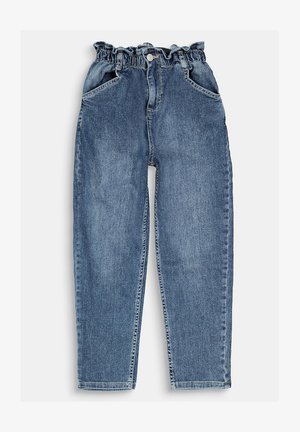 Straight leg jeans - blue dark washed