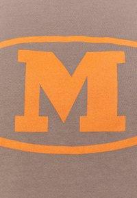 M Missoni - Print T-shirt - khaki - 2