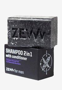 Zew for Men - 2 IN 1 SHAMPOO & CONDITIONER - Shampoo - black - 2