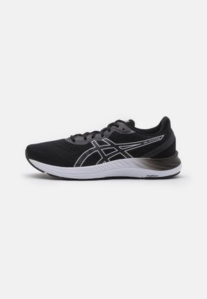 GEL EXCITE 8 - Scarpe running neutre - black/white