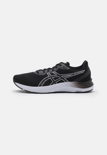 GEL EXCITE 8 - Neutral running shoes - black/white